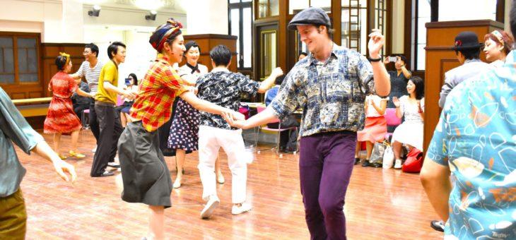 Uraniwa Swing Party@オリナス一宮【イベントレポート】